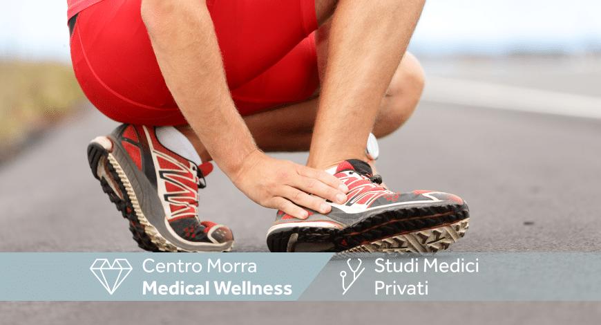 Lesioni da Sport: consulto medico-sportivo