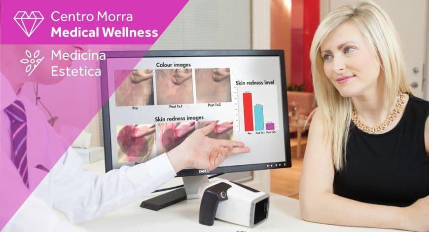 Antera 3D per la medicina estetica al Centro Morra