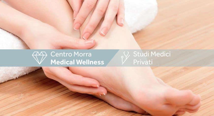 Cura piede diabetico - Centro Morra di Napoli