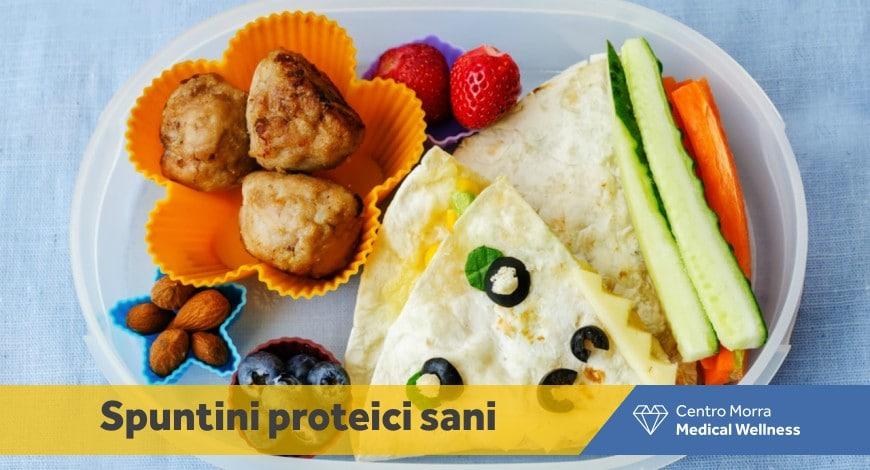 Spuntini Sani E Proteici : Spuntini proteici sani: qualche consiglio centro morra napoli