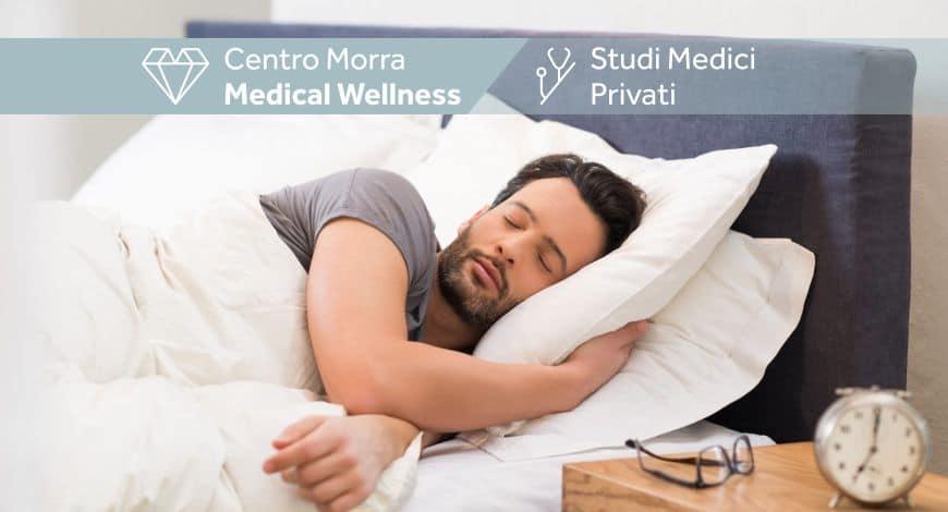 Polisonnografia Caserta. L'esame del disturbo del sonno