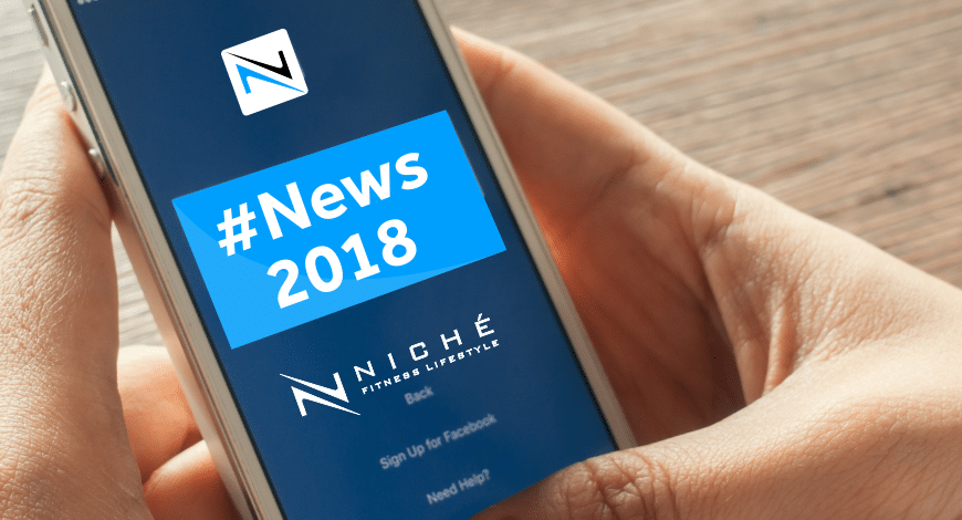 #NEWS 2018: scopri altre 5 novità in arrivo al Niché Wellness Club