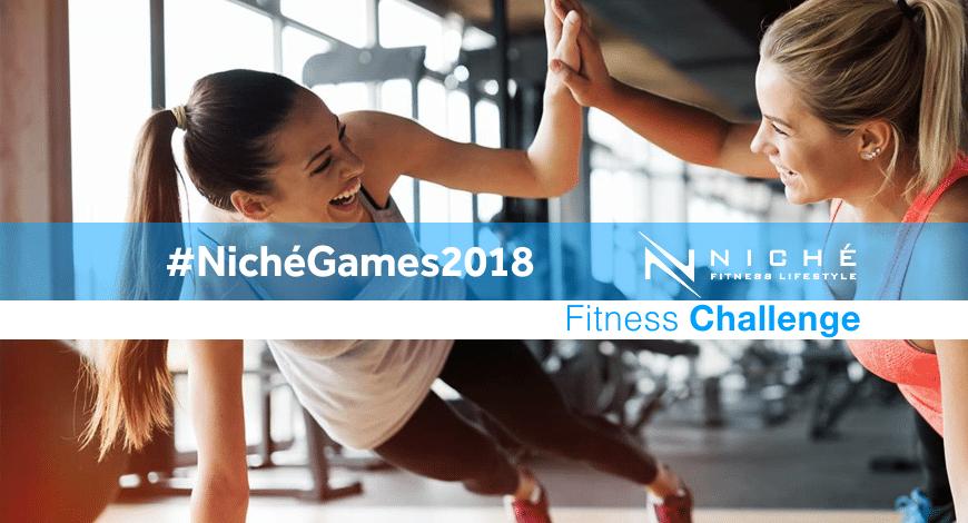 Niché Games 2018