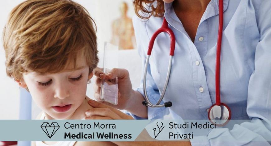 Dermatologo Pediatrico Napoli | Dott.ssa Maddalena Napolitano | Centro Morra