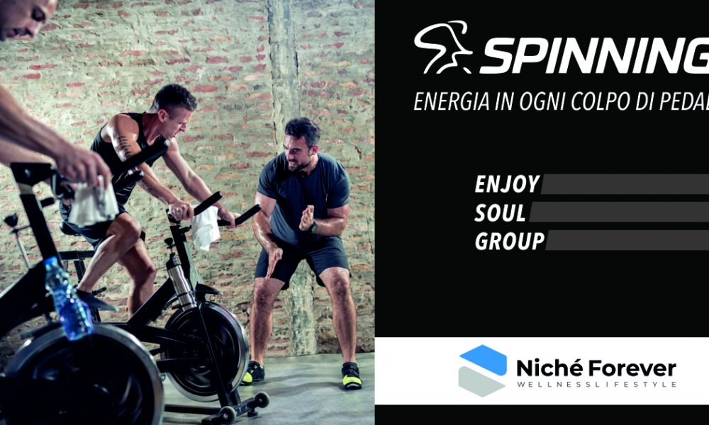 Spinning - evento Niché Forever