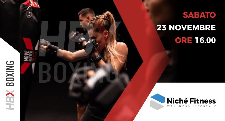 HBX BOXING | Niché Fitness