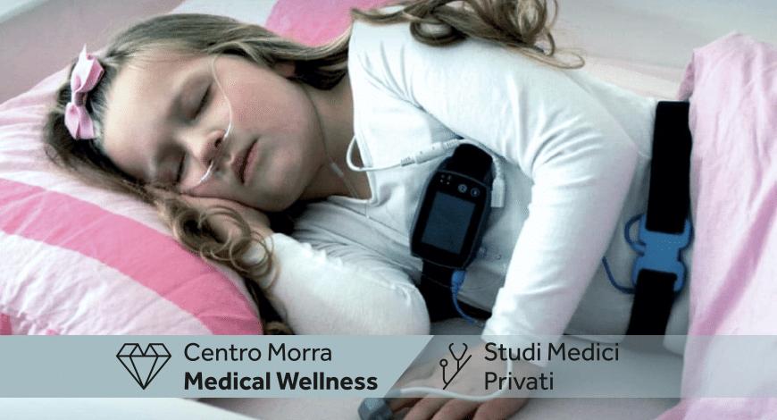 Polisonnografia pediatrica Napoli   Dott.ssa Ginevra Del Giudice   Centro Morra