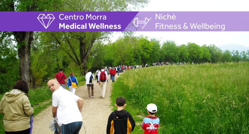 Camminare fa bene alla salute: 5 buoni motivi