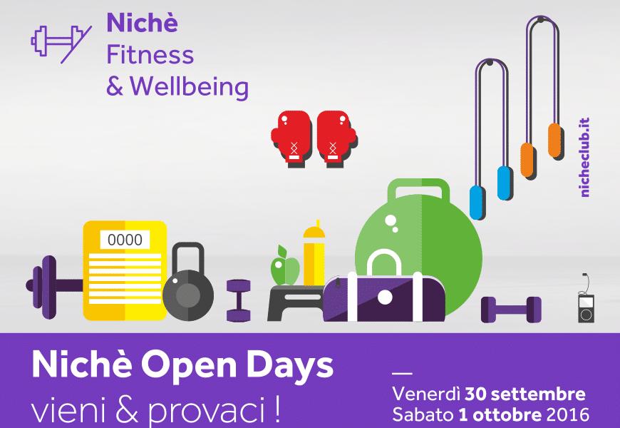 nichè open days