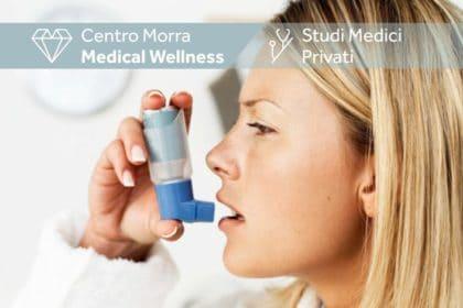 Cura asma bronchiale Napoli - trattamento medico quotidiano