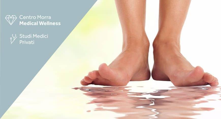 Micosi dell'unghia e piede trattemtno e cura