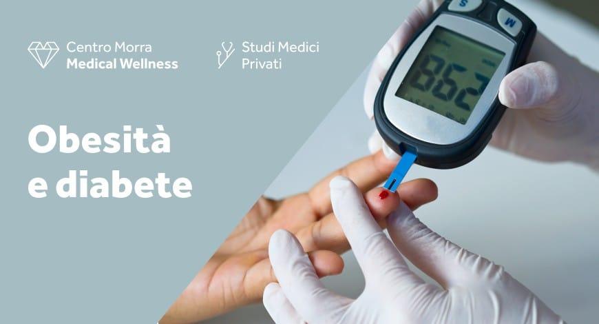 Cura obesità e diabete, presso Centro Morra - Napoli