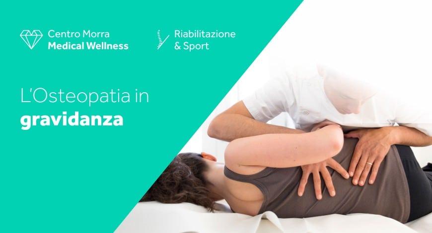 Osteopatia in gravidanza - Centro Morra - Napoli