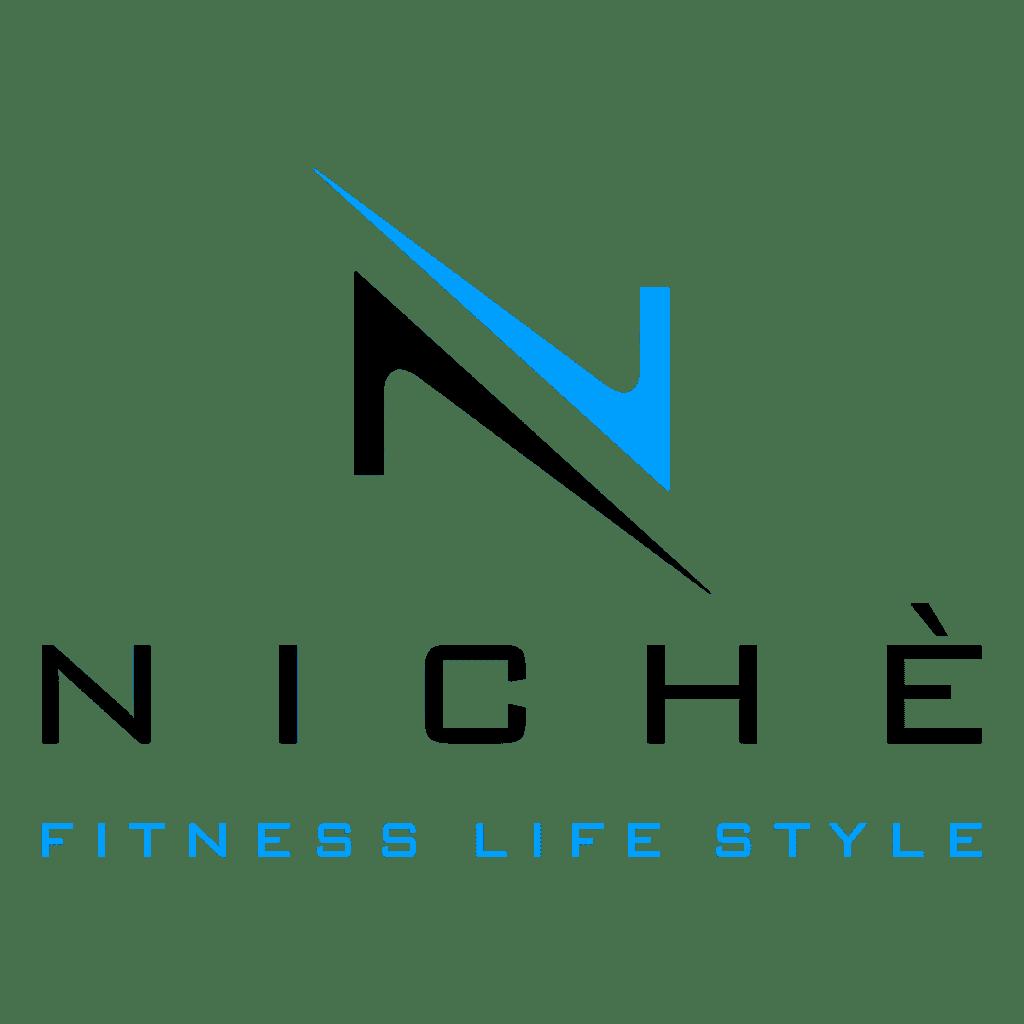Niche fitness logo