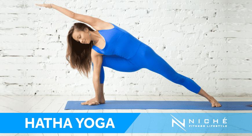 Hatha Yoga - Niché Fitness - Pomigliano (Napoli)