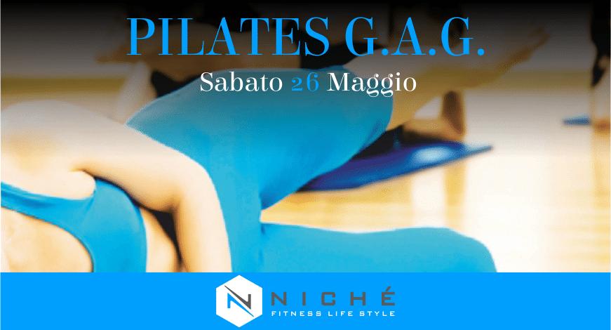 Tonifica Glutei, Addominali e Gambe con il Pilates