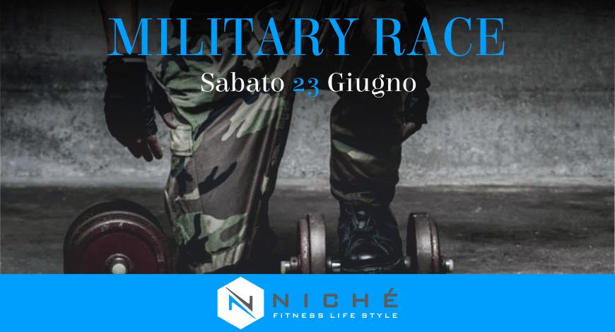 Military race: lavora anche tu come un Marines!
