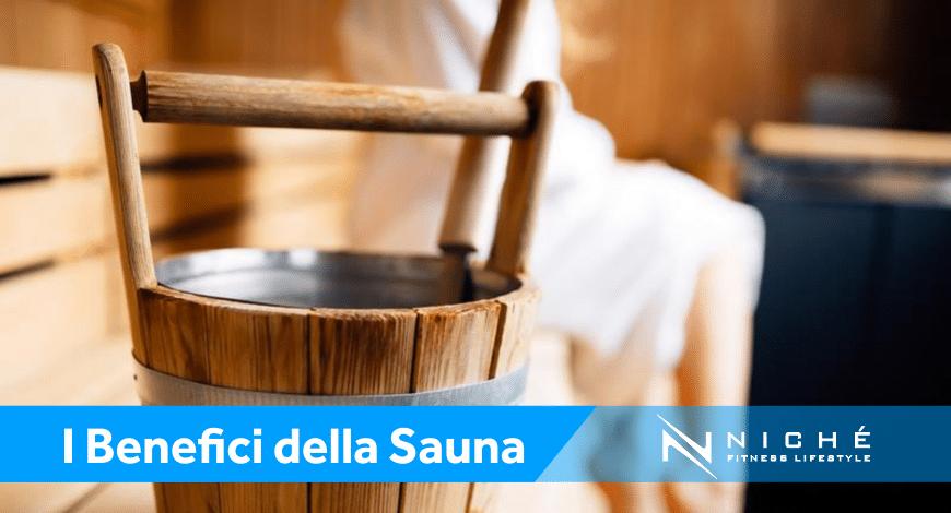 I benefici della sauna finlandese