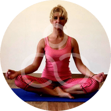 Justyna Ochnik - Insegnante Yoga
