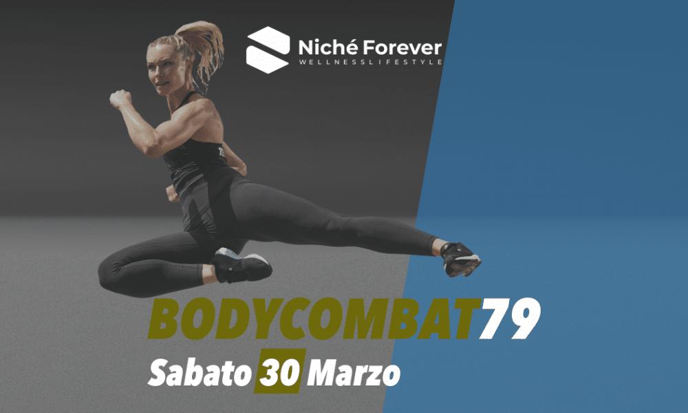 Bodycombat: Sabato 30 marzo 2019 | Nichè Forever