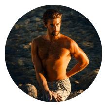Enrico De Luca Maestro di Yoga (E-RYT 500 \ RYS-200 Yoga Alliance©) Fondatore di Zoé Animal Yoga® La prima scuola di formazione internazionale ufficiale e indipendente nata nel Sud Italia riconosciuta e autorizzata da Yoga Alliance©