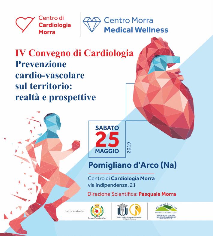 Convegno di cardiologia | Sabato 25 maggio | Centro Morra