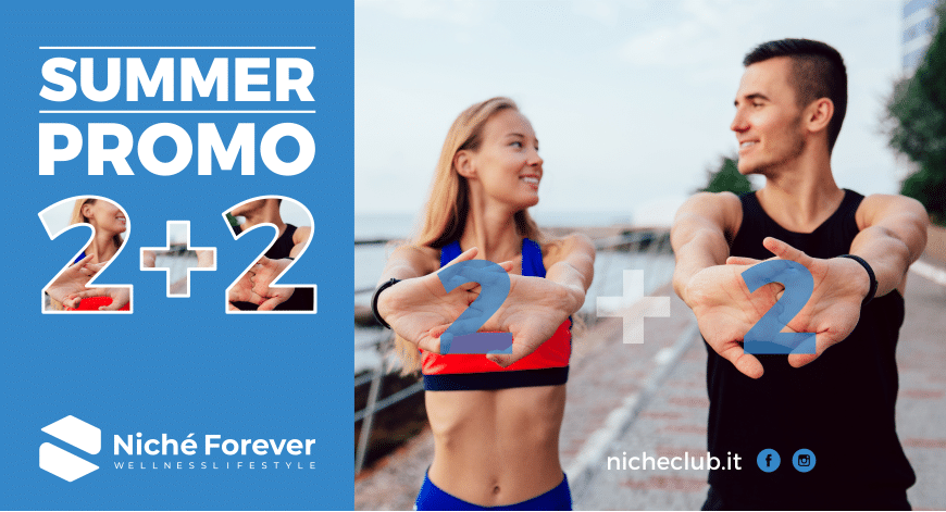 Summer Promo | Niché Forever