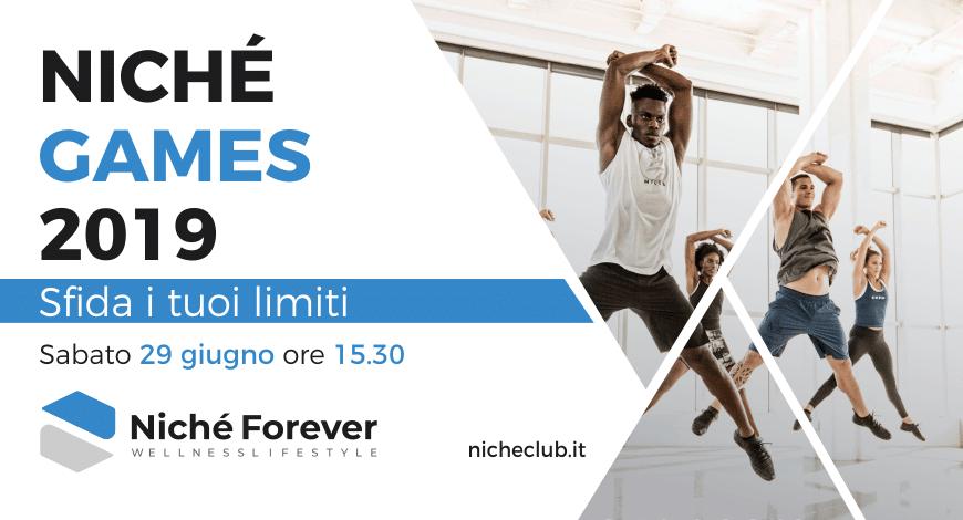 Niché Games 2019 - Nichè Forever