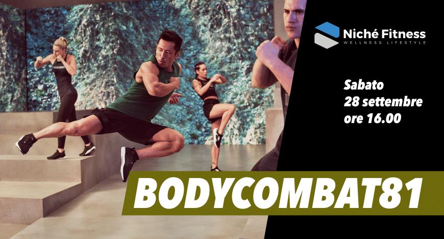 Bodycombat - Evento Niché Fitness