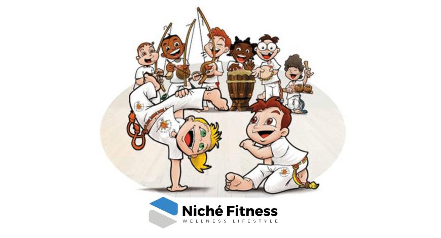 Joga Capoeira - Evento 9 novembre 2019