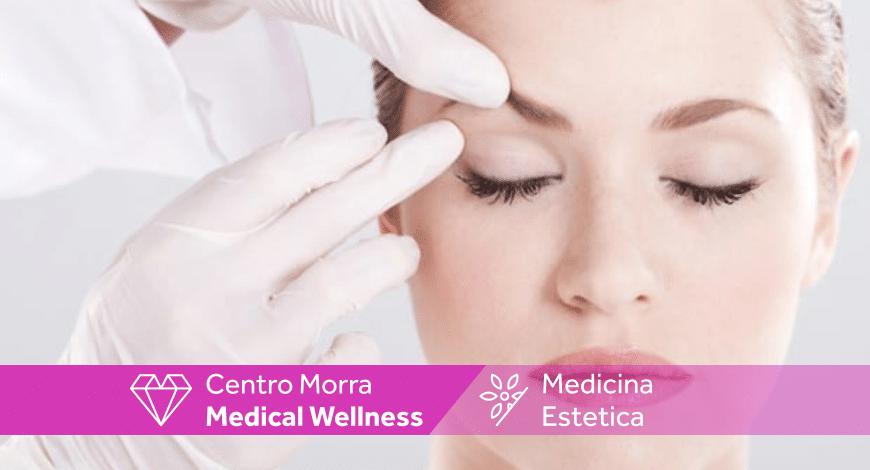 Visita medicina estetica Napoli - Dott. Andrea Salerno- Centro Morra