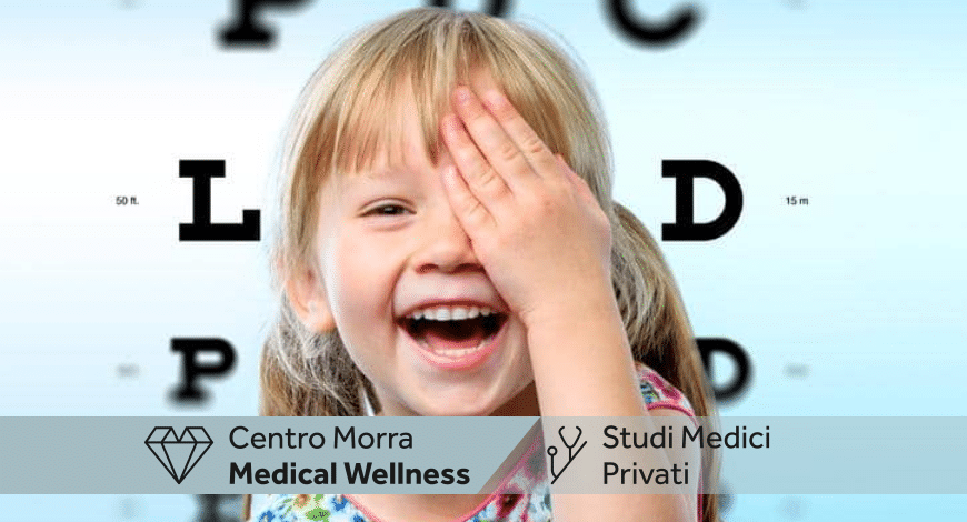 Oculista pediatrico Napoli | Dott.ssa Carmela D'onofrio | Centro Morra