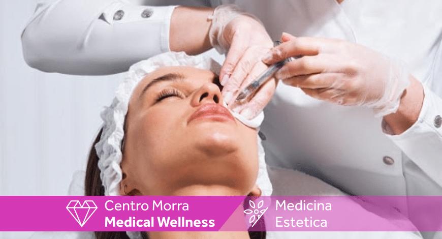 Biostimolazione viso collo capelli | Pomigliano | Centro Morra | Dott. Salerno