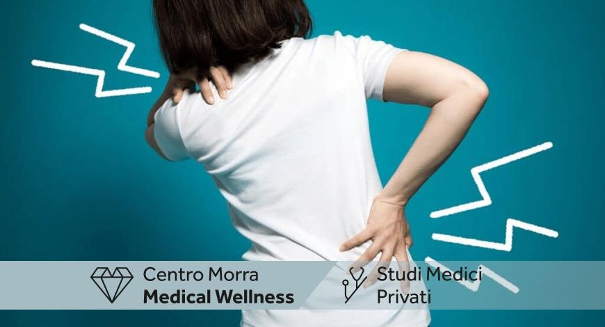 Mal di schiena | Lombalgia | Pomigliano | Centro Morra
